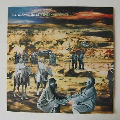 Full Moon Scientist: The Men In White Coats (Vinyl Lp, 1994)