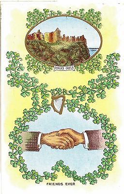 FRIENDS FOREVER-dunluce cast- N P O Belfast series B-IRELAND - Posted 1903 -rm66