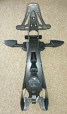 speed triple 2011-15 number plate holder bracket tail tidy including indicators