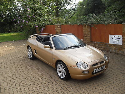 2000 Rover Mgf 1.8 Sports Gold 87K