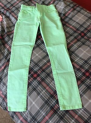 Girls Jeans Age 8-9