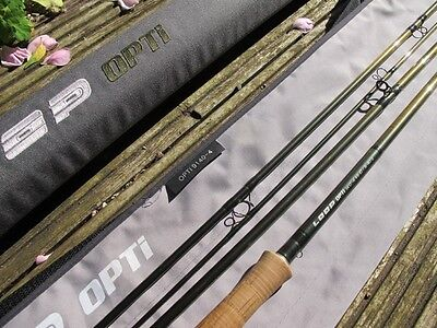 Loop Opti Spey fly rod 14' - 4 sections - 9/10 line