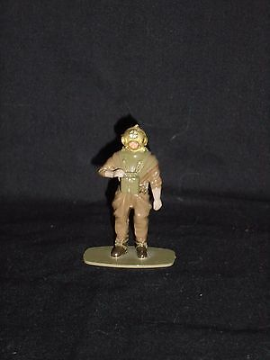 Toy Soldier Lot 42. Painted 54Mm Painted White Metal Figure.