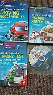 theory test pack and module 2 and 4 course