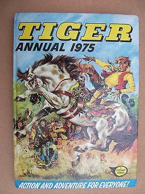 TIGER Annual 1975 ***Very Good Condition***