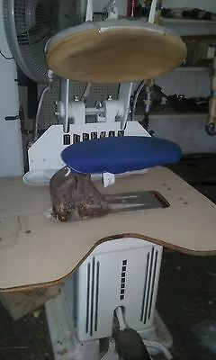 Hoffman Dry Cleaning Mushroom Utility Press