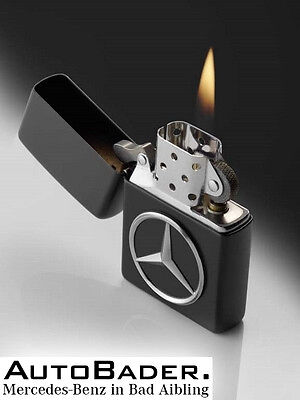 Original Mercedes-Benz Feuerzeug by ZIPPO® Anzünder Anzuender 3D Stern Messing