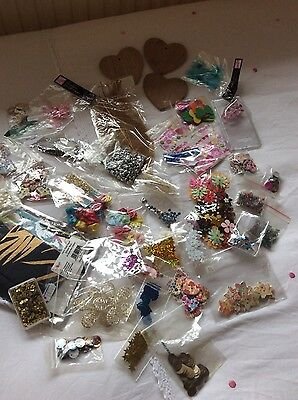 Job Lot Of Crafts Items *Must See