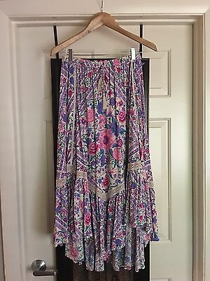 spell and the gypsy collective Babushka Skirt Lavender Size S