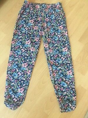 Next Brand New Summer Trousers Age 13