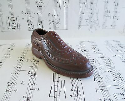 Little Vintage Crosby Square Men's Shoe Advertising Salesmans Sample