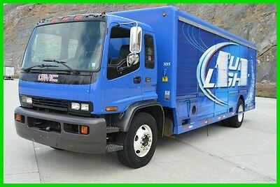 1998 GMC Other  1998 GMC T6500 Beverage / Beer Truck Diesel - Low Reserve!