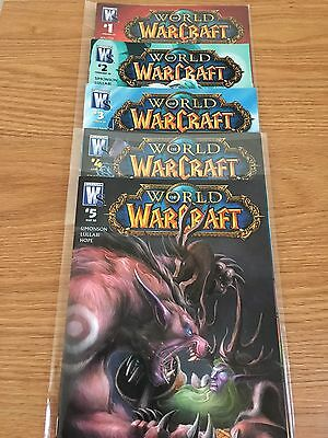 World Of Warcraft 2008 Comic Books From Wild storm