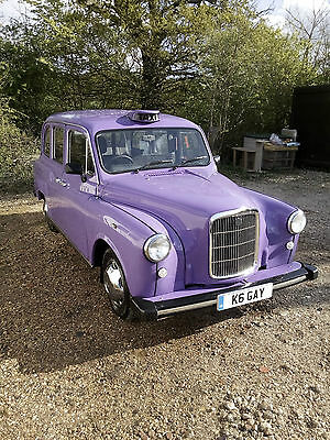 1996 Carbodies Fairway Driver London Taxi 1.8 Petrol Auto Wheelchair Accessible