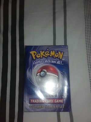 1999 Pokemon 2 Player Starter Kit Sealed