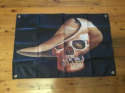 man cave flag with extras 3x2 ft STONE MOVIE AUSTRALIAN ARMY  Vietnam VETERANS