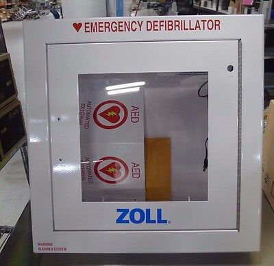 Zoll Medical Emergency Cabinet Case NEW