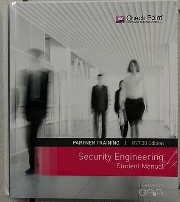 Check Point Security Engineering (CCSE) R77.30 Training Books - exam 156-315.77