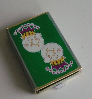 Reddy Kilowatt One Deck Playing Cards Box Collectible Utility Electric
