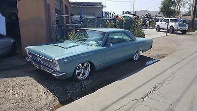 1966 Plymouth Fury  1966 Plymouth Fury 3