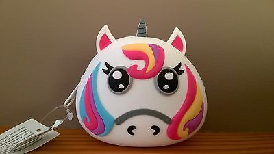 Rainbow Unicorn Jelly Purse - SUMMER 2017 MUST HAVE! *BNWT*
