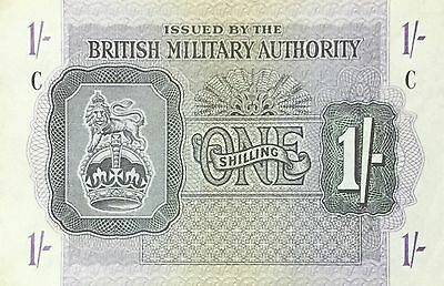 Great Britain … P-M2 … 1 Shillings … ND(1943) … *XF*