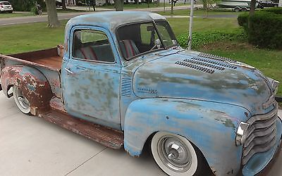 1948 Chevrolet Other  1948 chevy rat rod shop truck custom