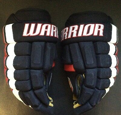 "Warrior Bonafide X Gloves - 15"" (black and red)"