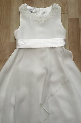 Girls Tigerlily Dress Size 6 Years Fits Age 6-7 Summer Party Bridesmaid flower