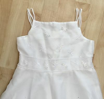 Girls Party Dress Size 8 Years Age 7-8 Bridesmaid flower girl Summer