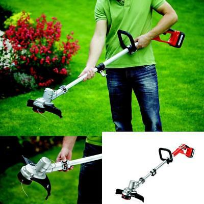 Black Decker Lithium Ion Strimmer 36V 2Ah Battery Fade Free AFS Saves Time