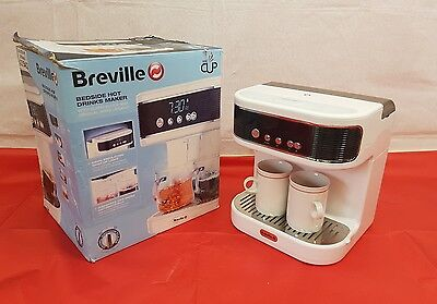 Breville Wake Cup Teasmade Bedside Tea Coffee Maker Boxed