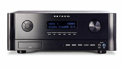 Anthem MRX510 7 Channel 100 Watt Receiver with New Isol-8 Mains Cable