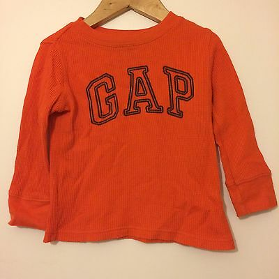 Baby Boys Long Sleeved Top From Gap ,18-24 Months,new Without Tags ,very Soft Ma