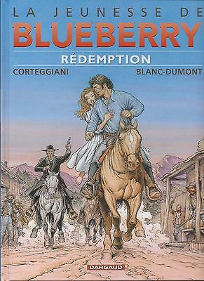 BD Blueberry-N°19 - (La jeunesse) - Rédemption  -E.O.  2010 - TBE -