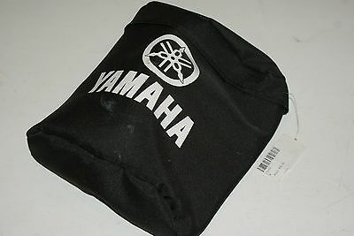 Yamaha Boat Waverunner Jet Ski Black Waterproof Storage Comparment Pack Bag