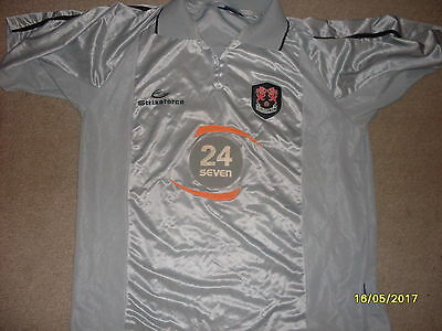 Millwall replica away shirt 2002