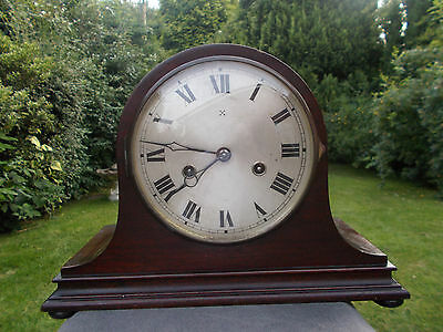 Vintage Chimming H.A.C Mantle Clock. Working.