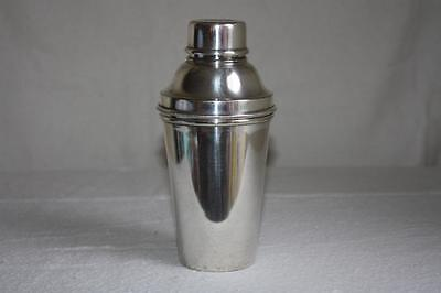 Beautiful 1920s Art Deco English Cocktail Shaker EPNS Silver Plated - 20cm