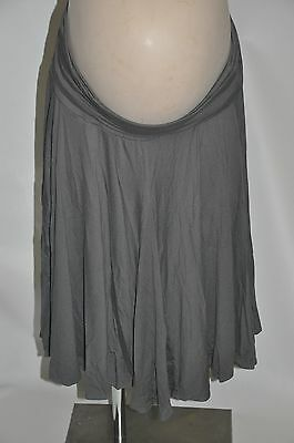 BNWOT ExM&S Grey Maternity Skirt sizes 16 & 18 Only
