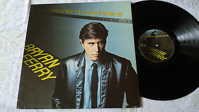 Brian Ferry 'The Bride Stripped Bare' uk 1st press