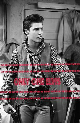 1959 RICKY NELSON Photo Teen Idol in RIO BRAVO Western wearing COWBOY Outfit 01