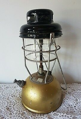Vintage Tilley model X246B Kerosene Pressure Lantern. Made in England