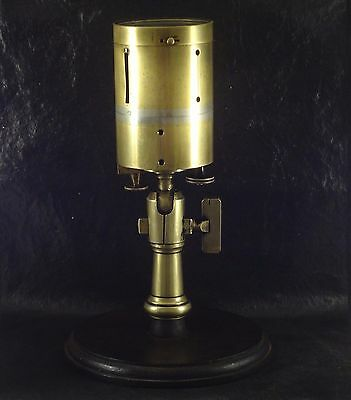 Very Rare & Antique 1870 French Compass Pantometer Surveyor Level Theodolite See