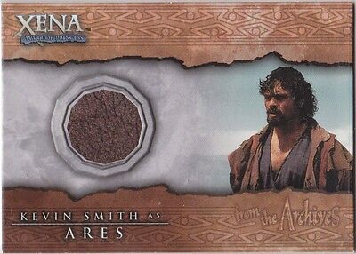 Xena Kevin Smith Tribute KS4 Ares Beauty and Brawn insert card