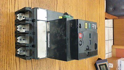 Schneider NSX630NA Circuit Breaker 4Pole WITH MT400/630 *Guaranteed NO DOA*