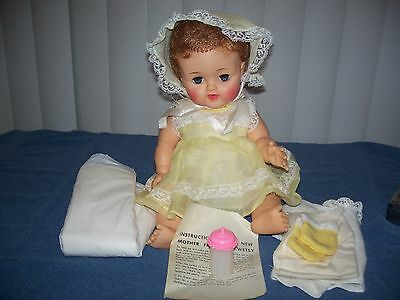 """Vintage Betsy Wetsy 15"""" Ideal VW-3 Doll"""