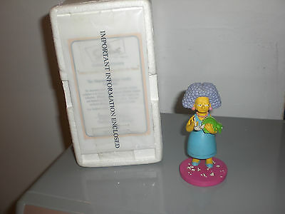 The SIMPSONS Selma Bouvier Nuclear Family Collection Hamilton Sculpture RARE