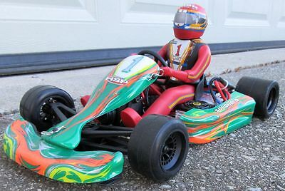 RC Go Kart Brushless Electric HSP 1/5 Scale Pro LIPO 2.4G 14092