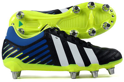 Adidas Regulate Kakari Sg Mens Football Rugby Boots Shoes Size Us 9 9.5